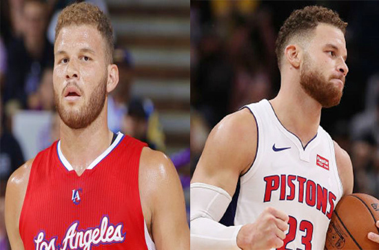 Blake Griffin contact address 8317