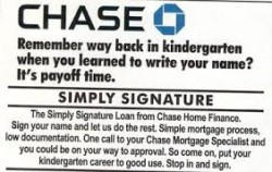 Chase Home Finance customer care number 230