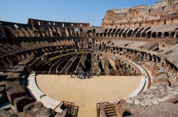 Colosseum contact address 7887