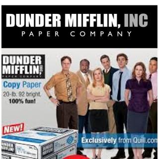 Dunder Mifflin contact address 7576