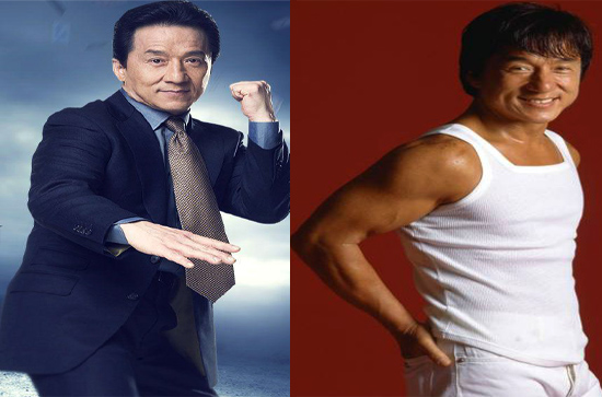Jackie Chan contact address 3478