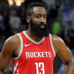 James Harden contact address 856