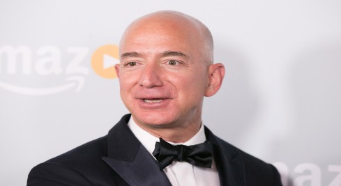 Jeff Bezos contact address 4629