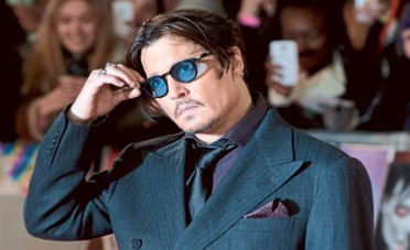 Johnny Depp contact address 1519