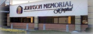 Johnson Memorial Hospital contact address 4592