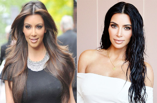 Kim Kardashian contact address 5675