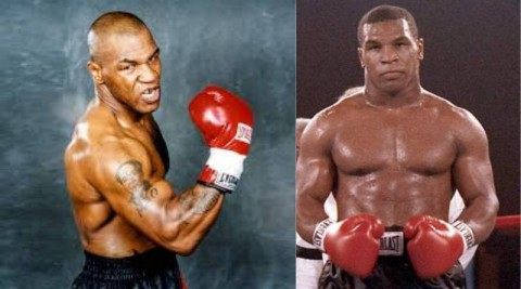 Mike Tyson contact address 3144
