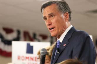 Mitt Romney contact address 2498