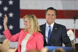 Mitt Romney contact address 8666