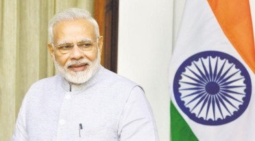 Narendra Modi contact address 3457