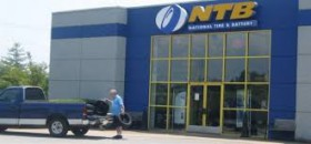 National Tire and Battery contact address 905