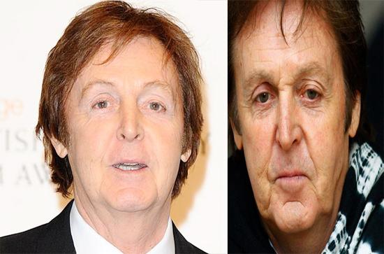 Paul McCartney contact address 8950