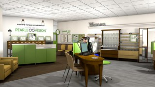 Pearle Vision contact address 719