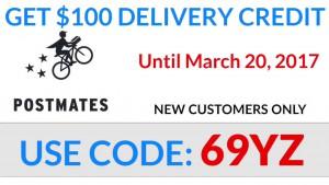 Postmates com customer care number 7890