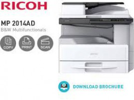 Ricoh customer care number 8204