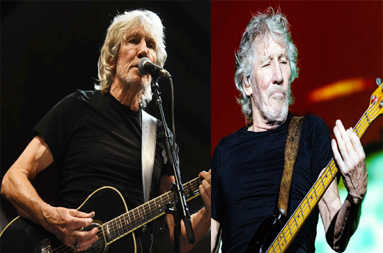 Roger Waters contact address 8830