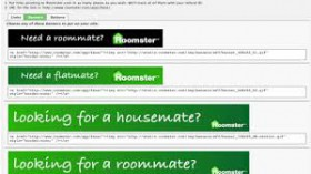 Roomster customer care number 9858