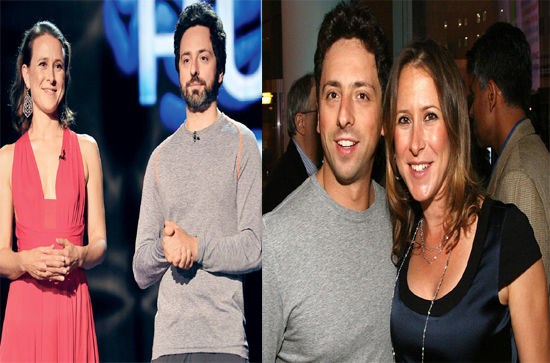 Sergey Brin contact address 4431