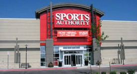 Sports Authority customer care number 290
