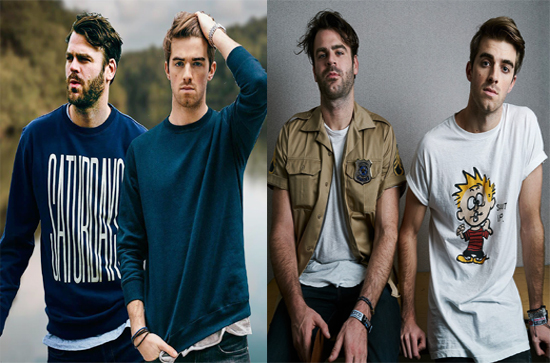 The Chainsmokers contact address 5264