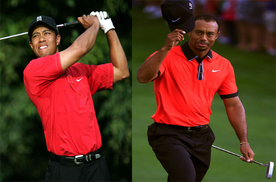 Tiger Woods contact address 4618