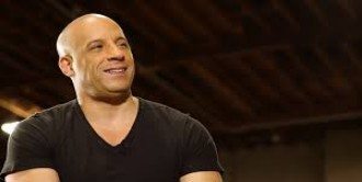 Vin Diesel contact address 4063