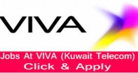 Viva Kuwait customer care number 8542