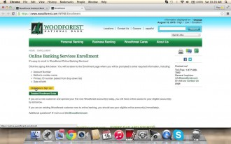 Woodforest National Bank contact address 5552