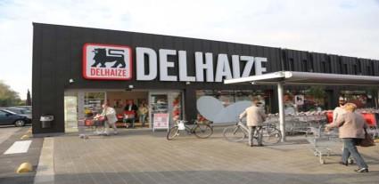 delhaize belgium contact address 4503