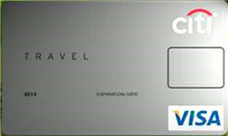Citibank Government Travel Card