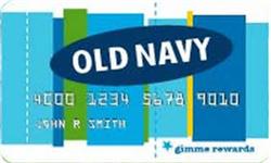 Old Navy Visa